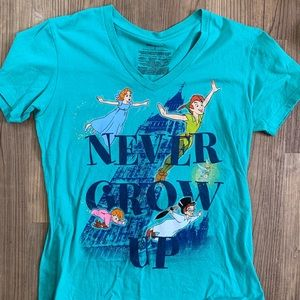 Peter Pan Disney Shirt ✨